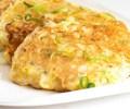 corn and zucchini fritters vertical