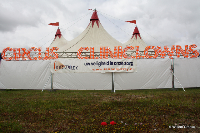 Cliniclowns - Willem Croese