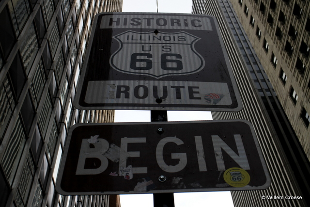 Route 66 - Willem Croese