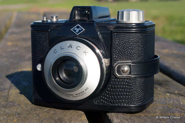 Agfa Clack - Willem Croese