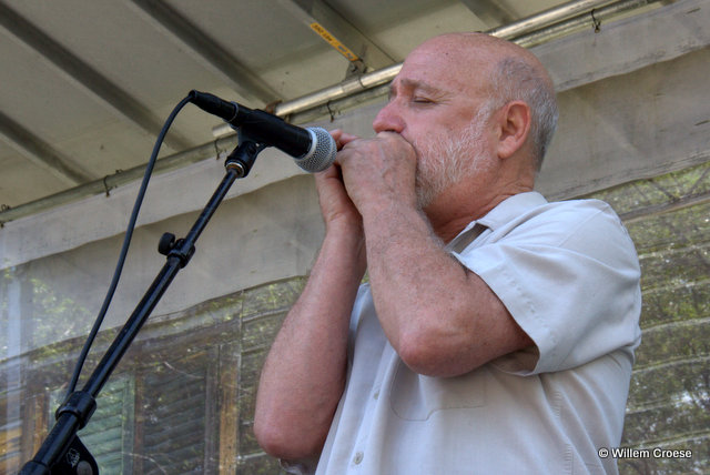 Chicago Blues Festival - Willem Croese