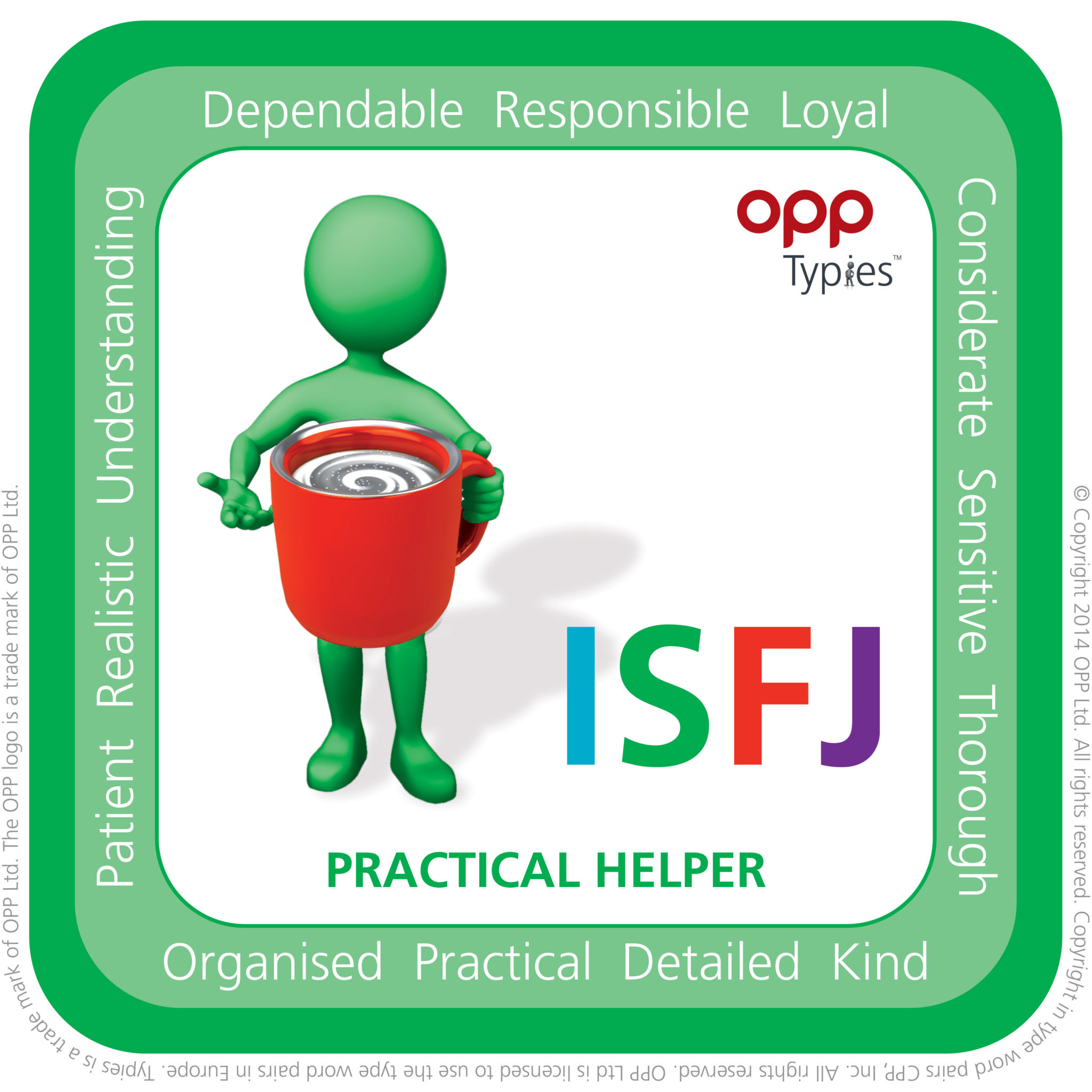 ISFJ Typie, willerby hill hr, hr advice hull, mbti east yorkshire, mbti hull