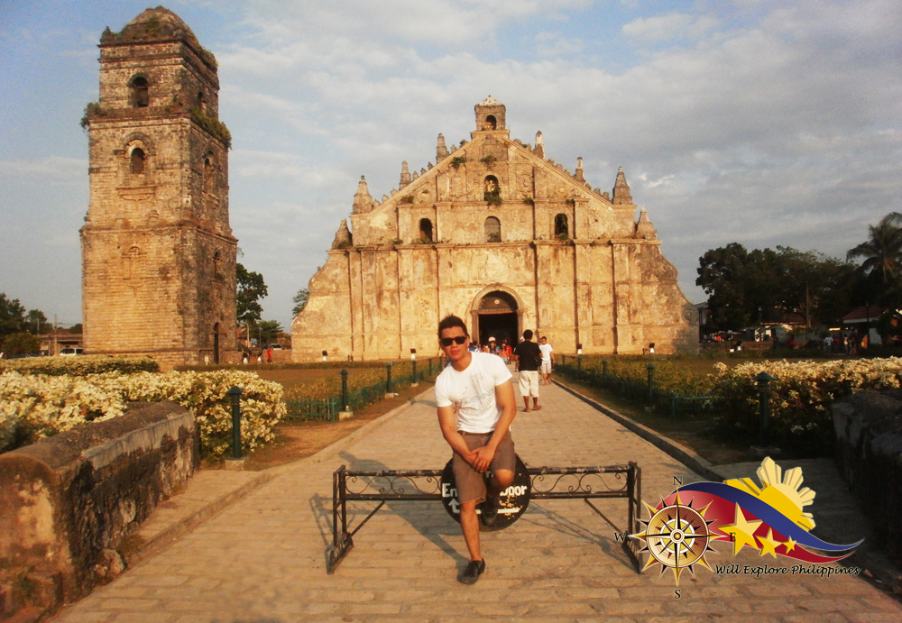 Paoay Church Ilocos Norte