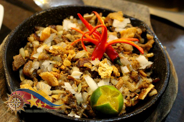 BinuloRestaurantClarkSisig