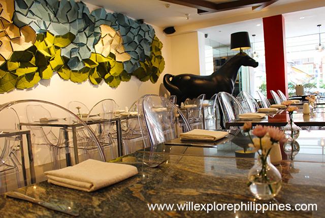 DurbanHotelFarfallaRestaurantMakatiBudgetHotel