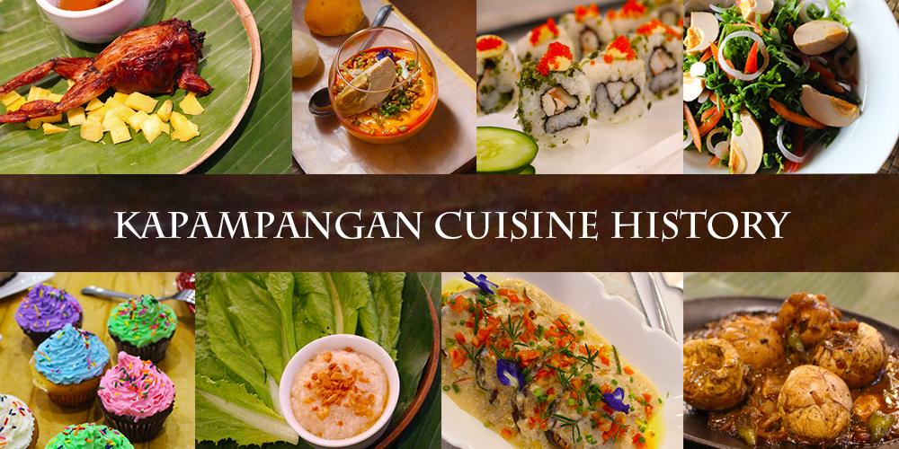Pampanga: Culinary Capital's Kapampangan Cuisine History