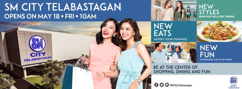 SM City Telabastagan: Pampanga's Newest Shopping Destination