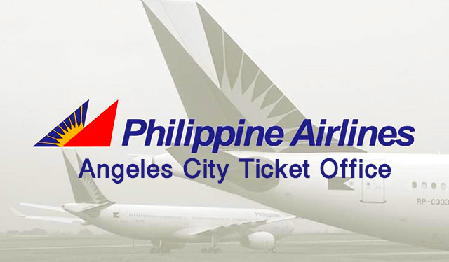 Philippine Airlines Angeles City Pampanga Ticket Office Now Open