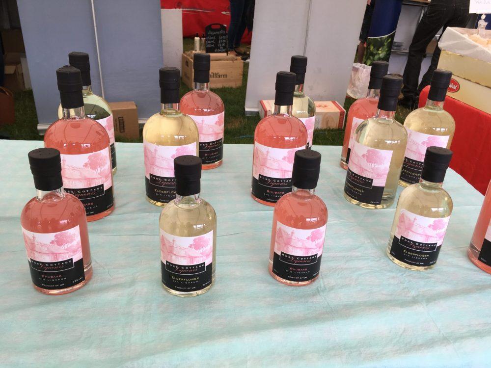 rose cottage liqueurs