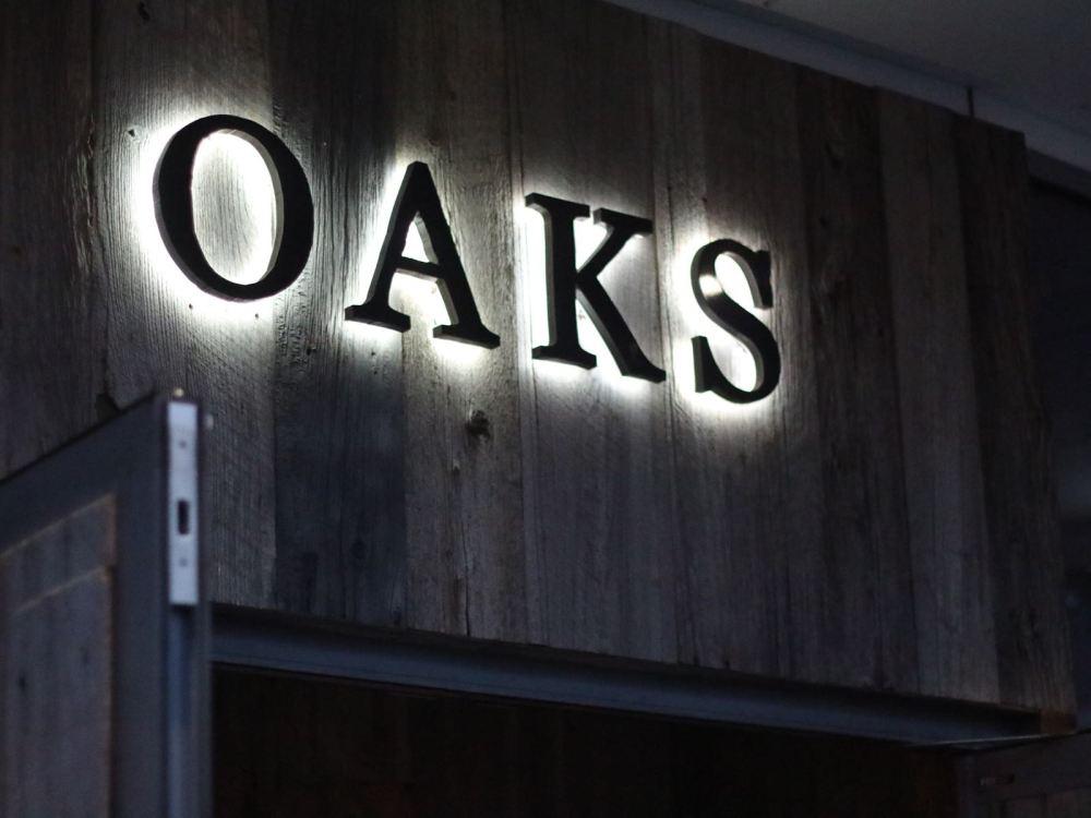 oaks restaurant nottingham