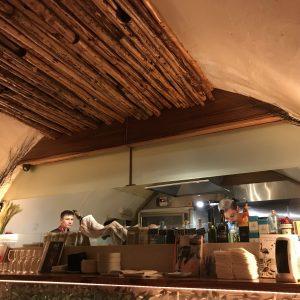 open kitchen La Perla Bath