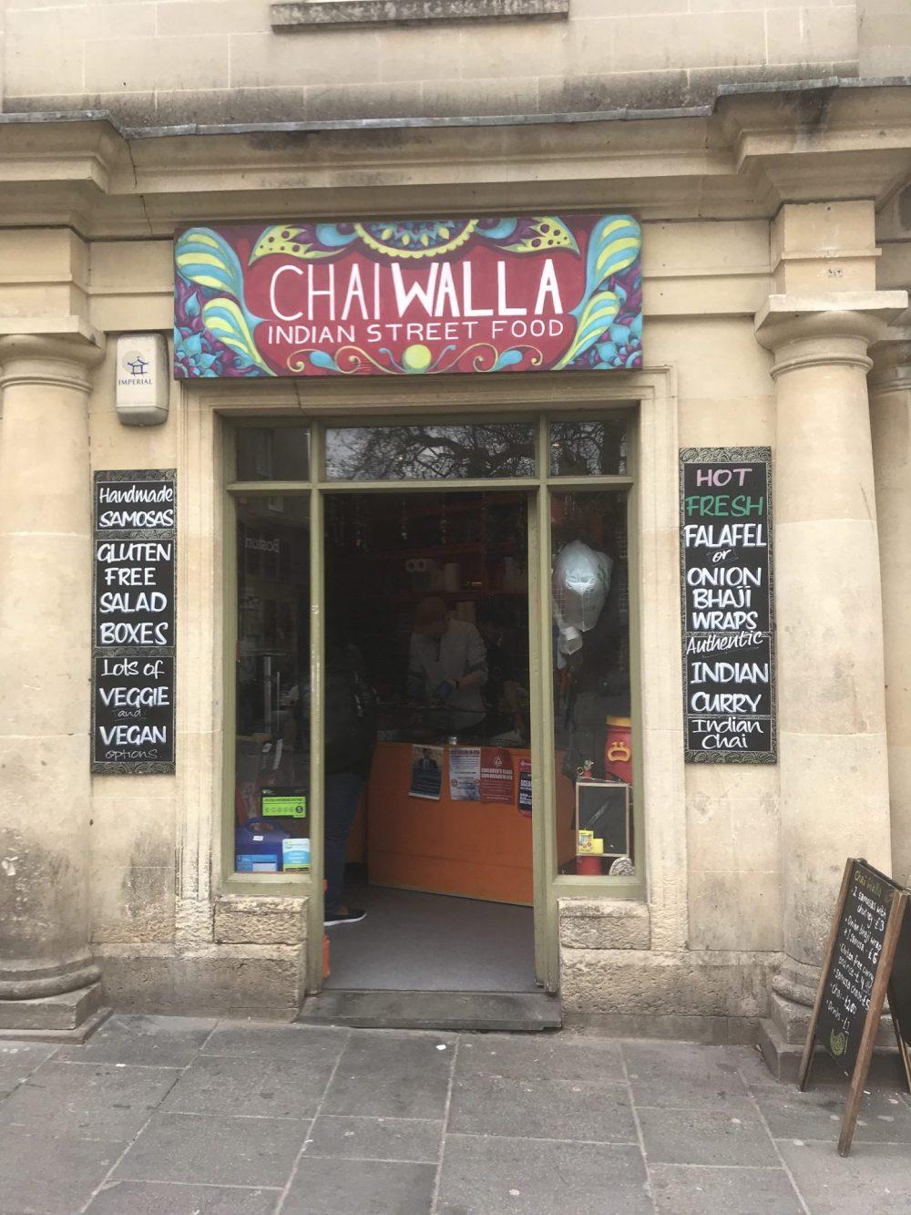 Chai Walla Bath