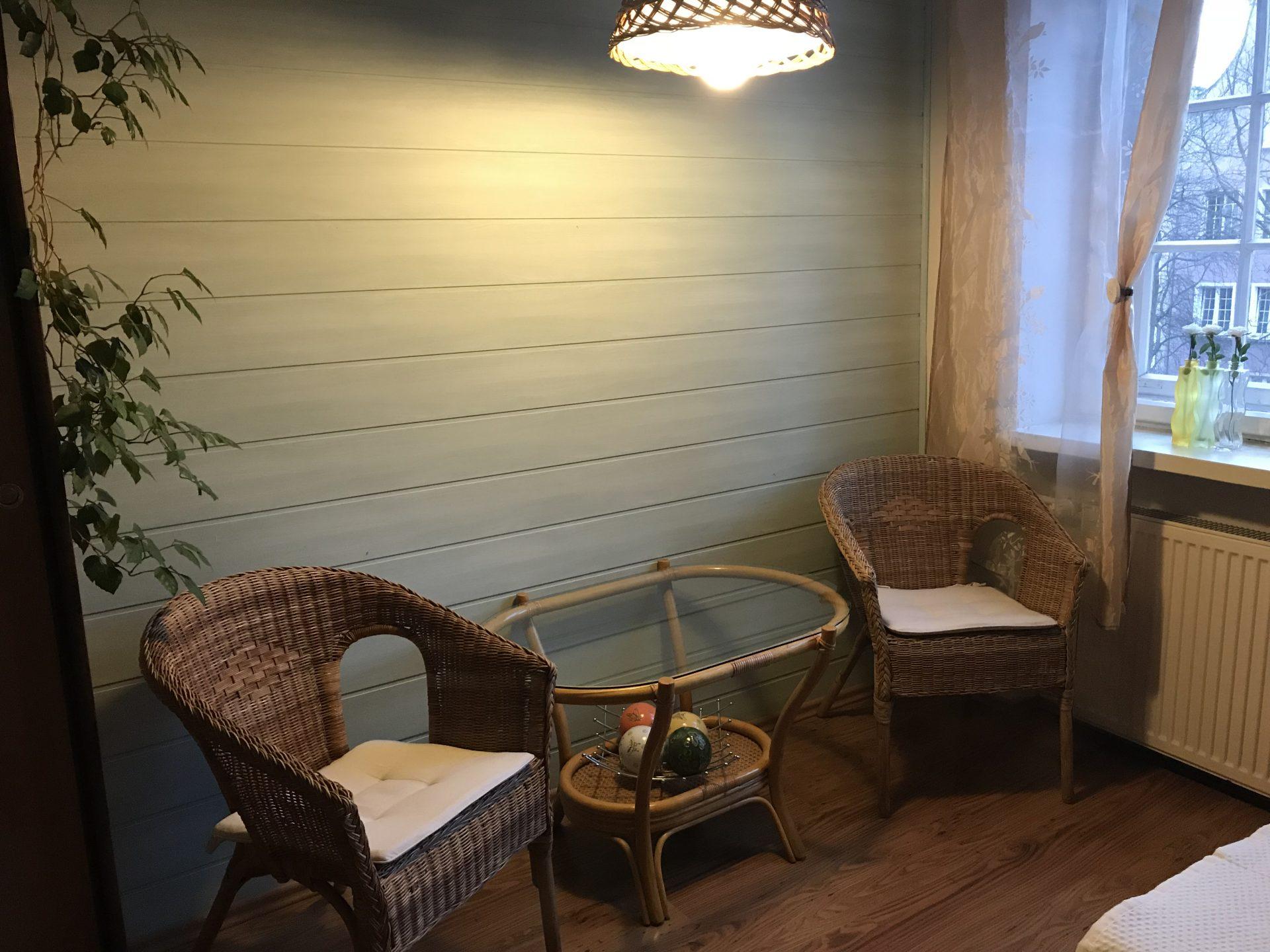 Apartment in Gdansk, Piwna Street