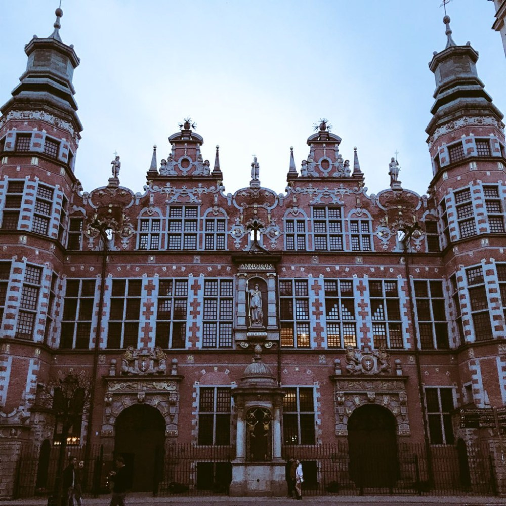 Great Armoury Building, Gdansk