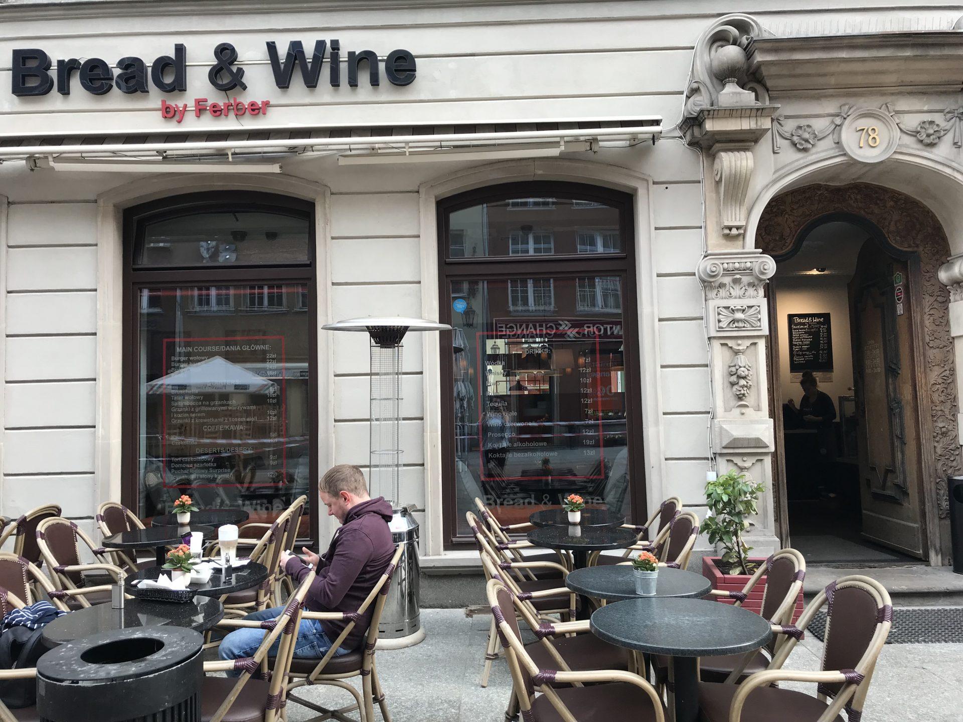 Bread & Wine by Ferber