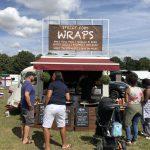 Food Stalls at Wollaton Park