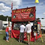 Food Stalls at Wollaton Park