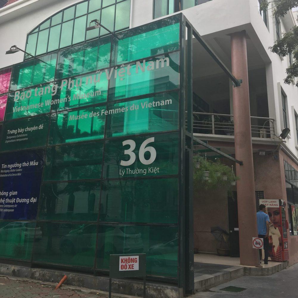 Womens Museum Hanoi