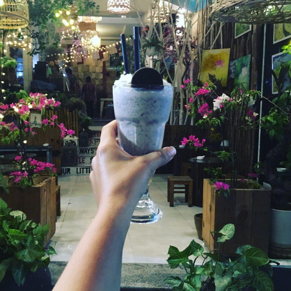 Oreo shake in Hue