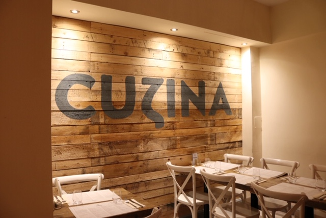 Cuzina restaurant