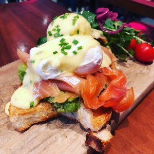 Brunch at The Bakehouse, Dublin