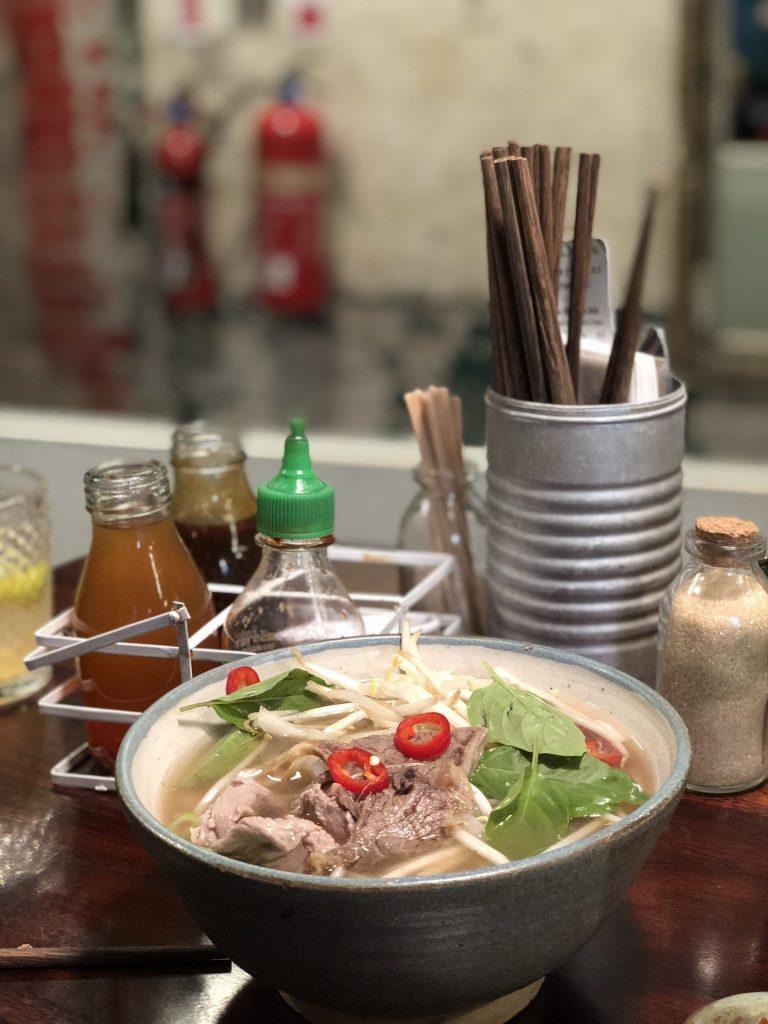 Pho at Cafe Coco Tang