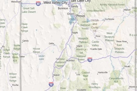 lake powell utah map » Full HD MAPS Locations - Another World ...