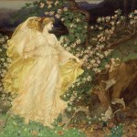 Aphrodite in the Forest
