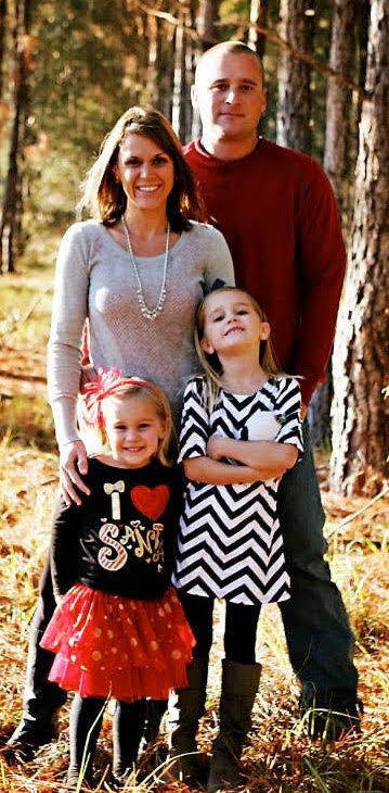 Sherri Parsons (and family), a realtor with Coastwise Realty based in Crawfordville.
