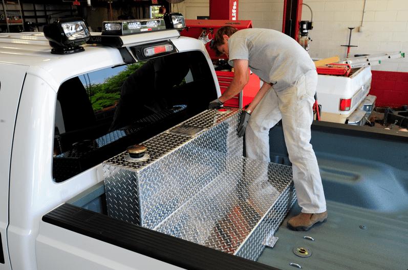 Transfer Tank Catlin Truck Accessories