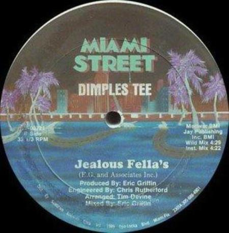 Dimples Tee - Jealous Fellas