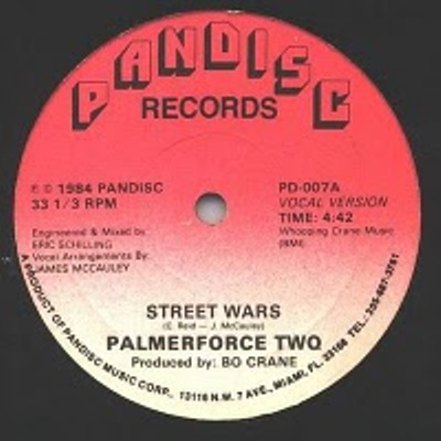 Palmerforce Two – Street Wars (1984)