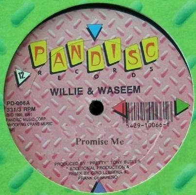 Willie & Waseem - Promisse Me