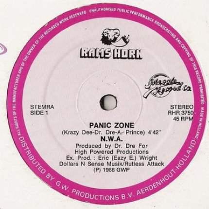 N.W.A - Panic Zoni