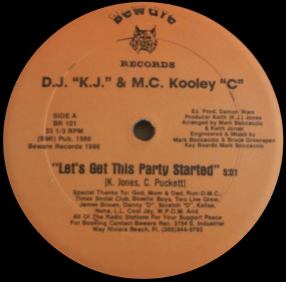 DJ KJ & MC Kooley C (A)