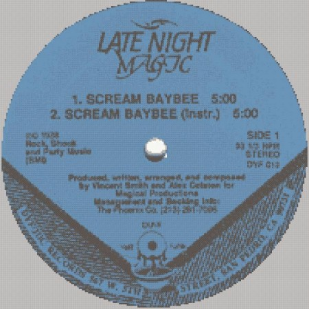 1- Late Night Magic - Scream Baybee & Lost In Bass