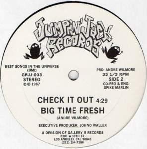 Big Time Fresh