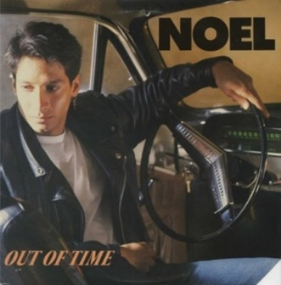 Noel – Out Of Time capa