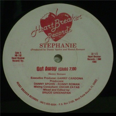 Stephanie  - Get Away