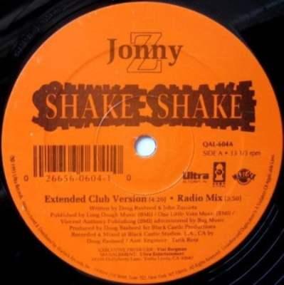 Jonny Z – Shake Shake  A