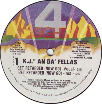K.J.An Da' Fellas - Get Retarded (Now Go)1