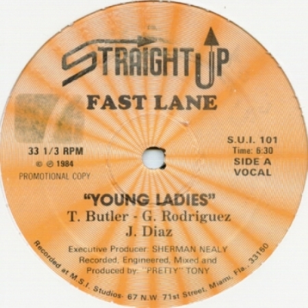 Fast Lane - Young Ladies