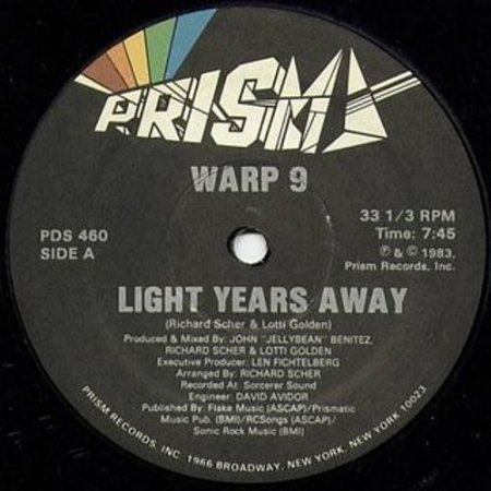 Warp 9 - Light Years Away