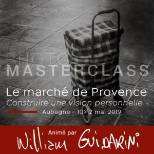 La formation photo à Marseille - William Guidarini