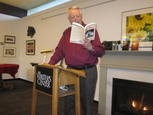 William Heath at The Writer's Center