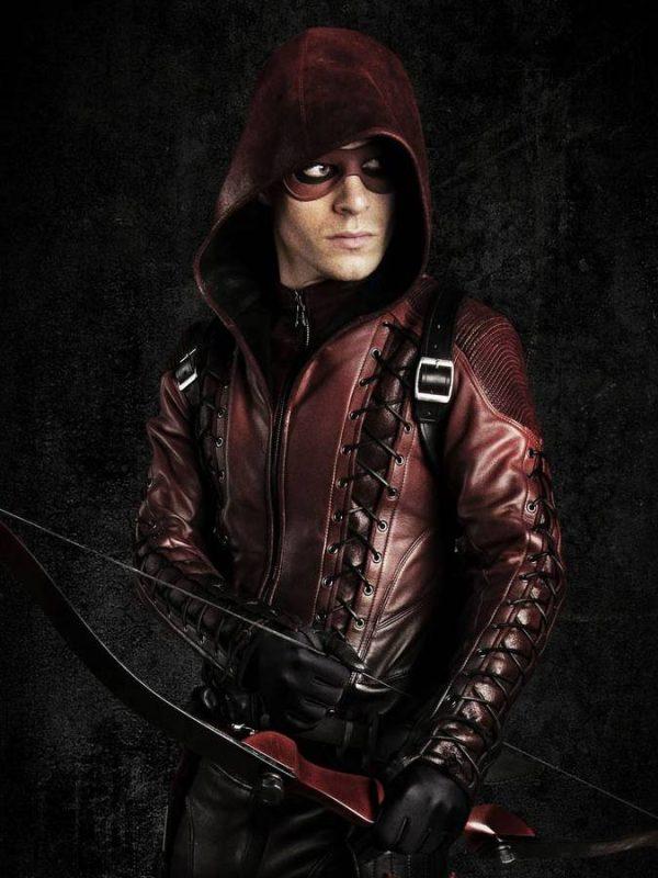 Red Arrow Jacket