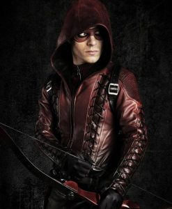 Red Arrow Jacket