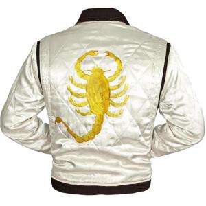 Drive Scorpion Ryan Gosling Jacket