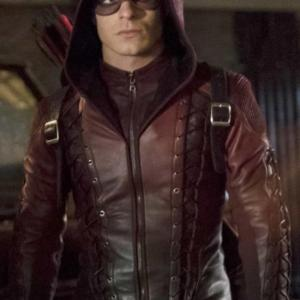 Arsenal Roy Harper Leather Jacket
