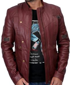 Star Lord Chris Pratt Jacket